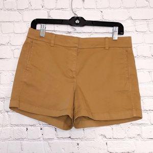 NWOT J.Crew Chino Shorts